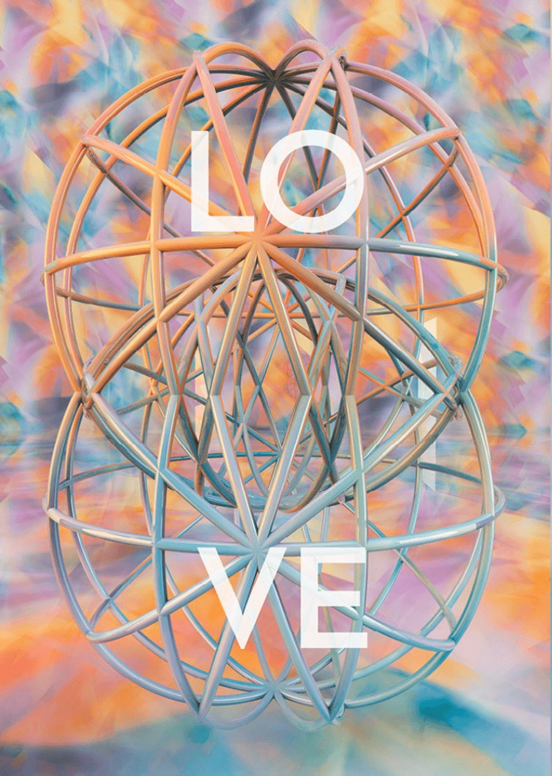 Love Foundation at Zuckerzauber Poster