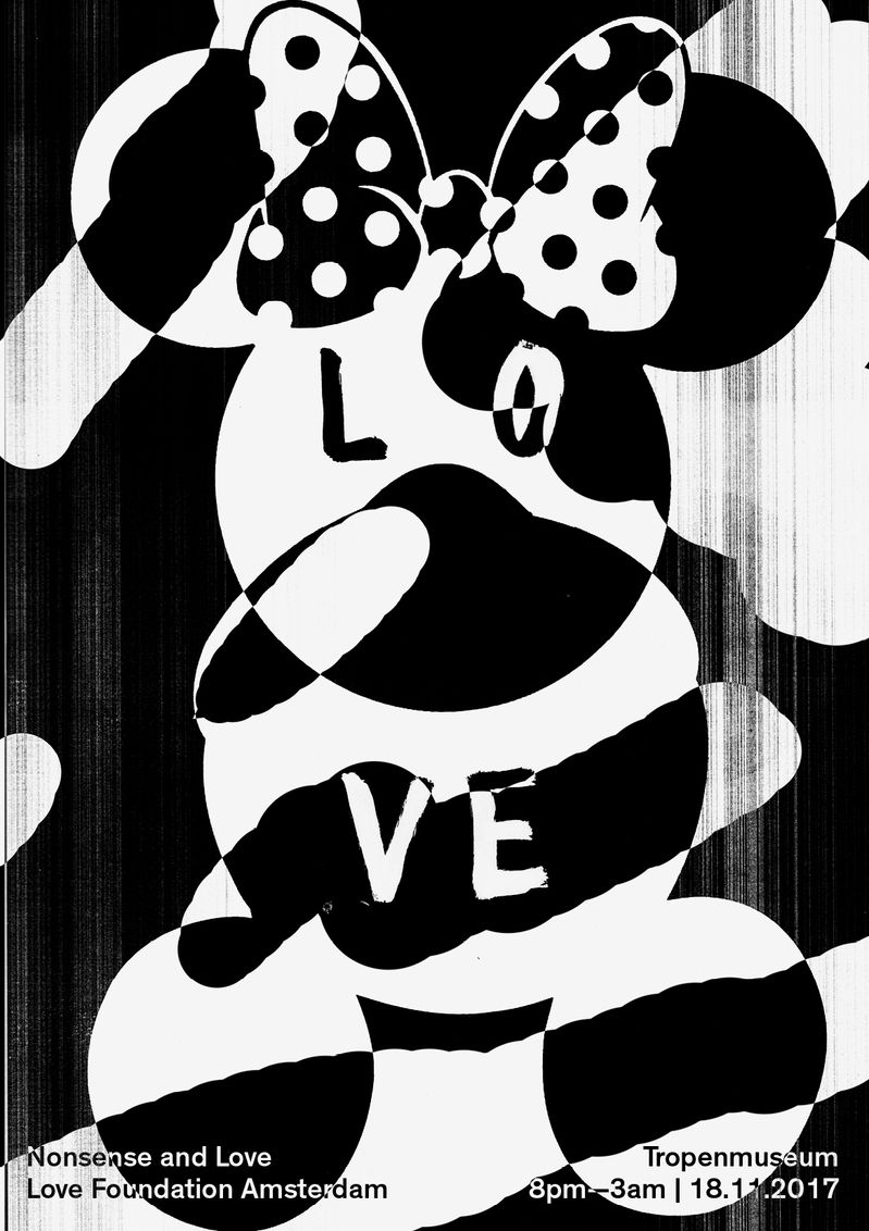 NonSense and Love Poster