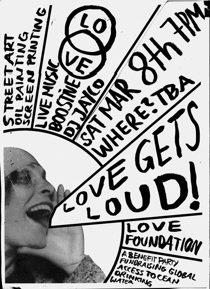 Love Gets Loud Poster
