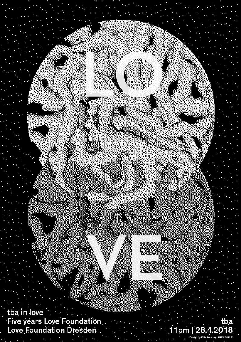 TBA in Love Poster