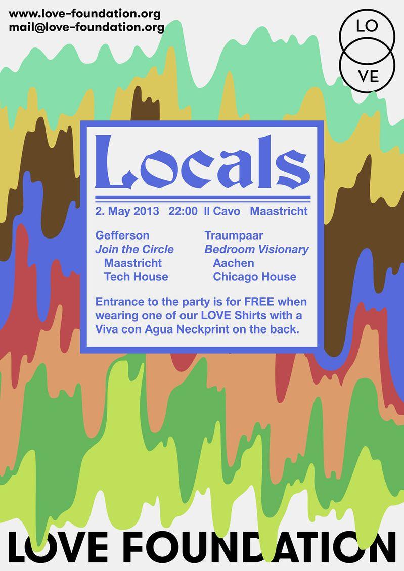 Locals Poster