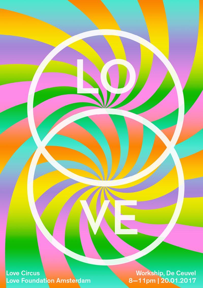 Love Circus Poster