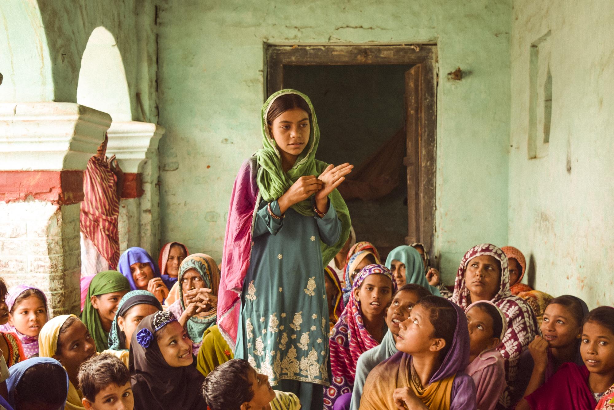 WASH Project Bihar Image