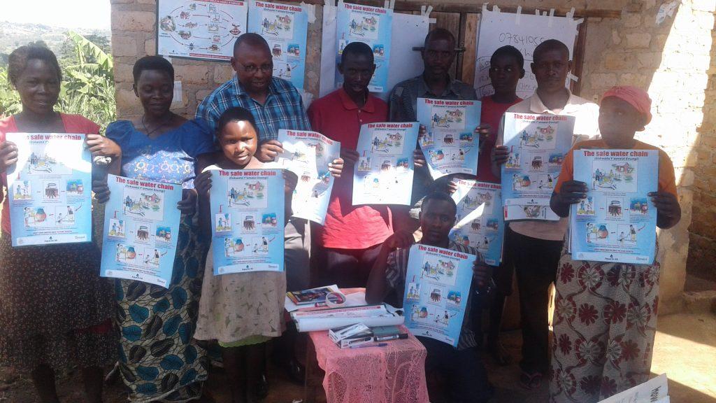 Simavi Project in Kenya Image